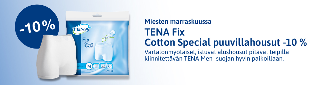 TENA Fix Cotton Special -10%