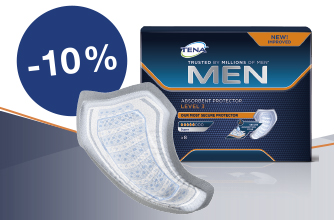 TENA Men Level 3 nyt -10%
