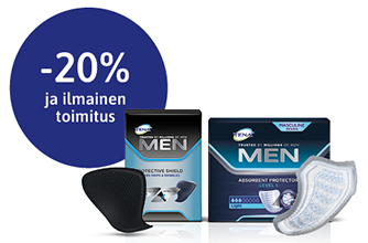 TENA Men Level 1 -10%